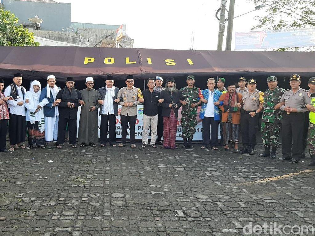 Selesai Pagi, Pleno KPU Tasikmalaya Dikebut Siang Malam
