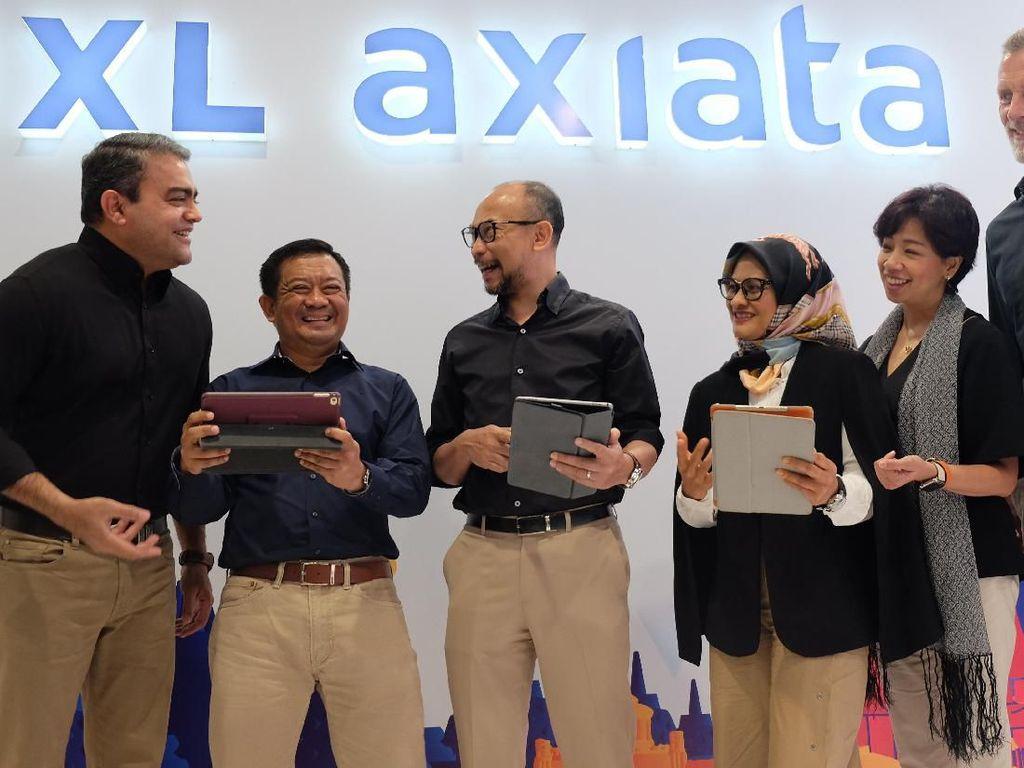 Tanggapan XL Soal Konsolidasi Jaringan di Tanah Air