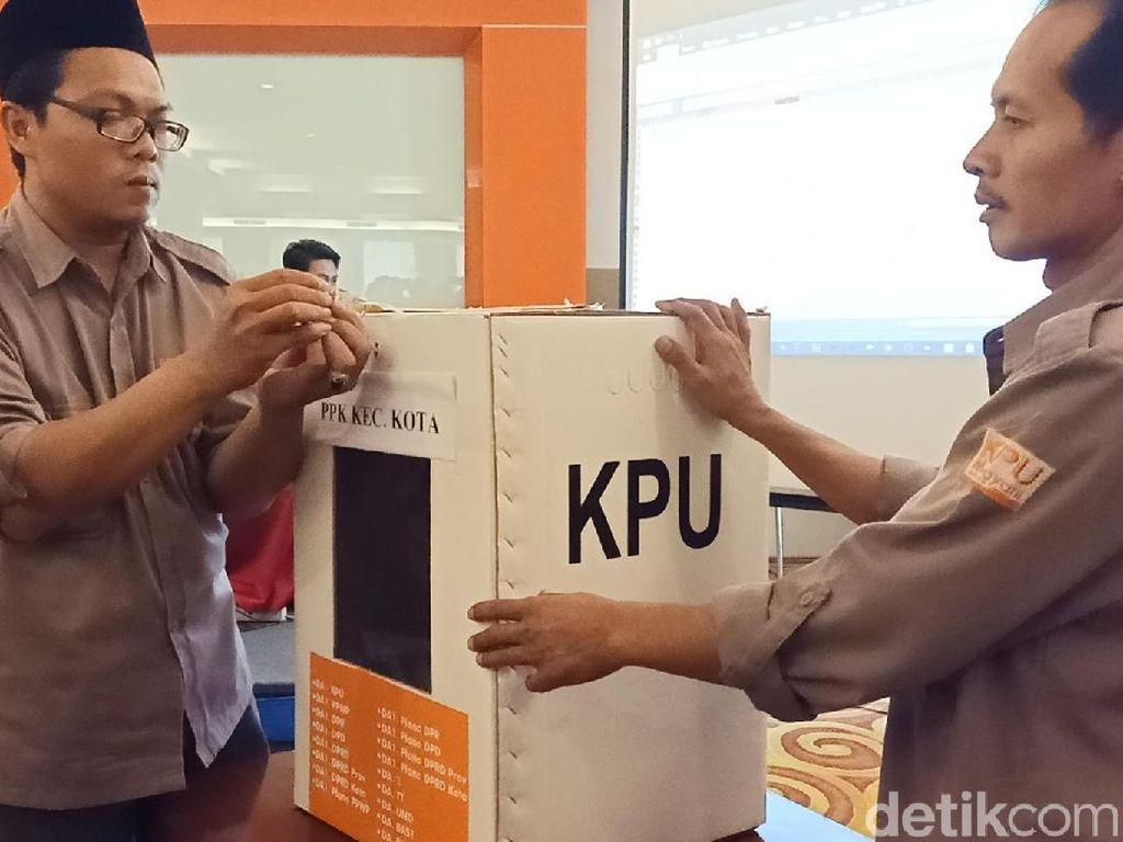 KPU: Besok Batas Parpol dan Capres Laporkan Dana Kampanye