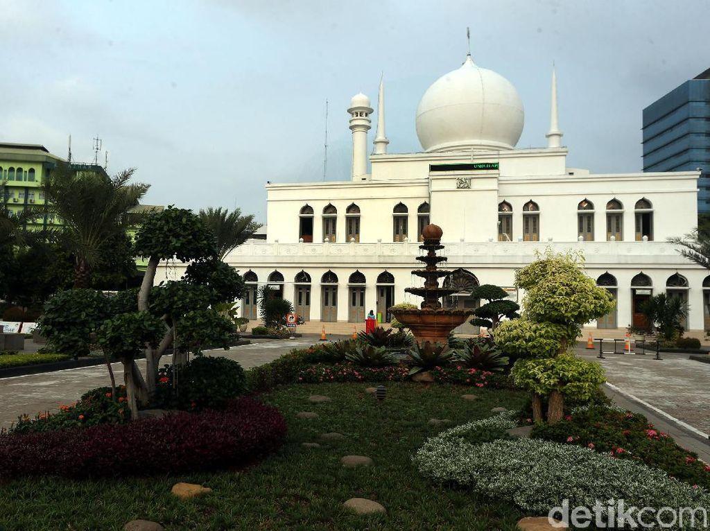 Masjid Al Azhar Siapkan Diri Jelang Ramadan 2019