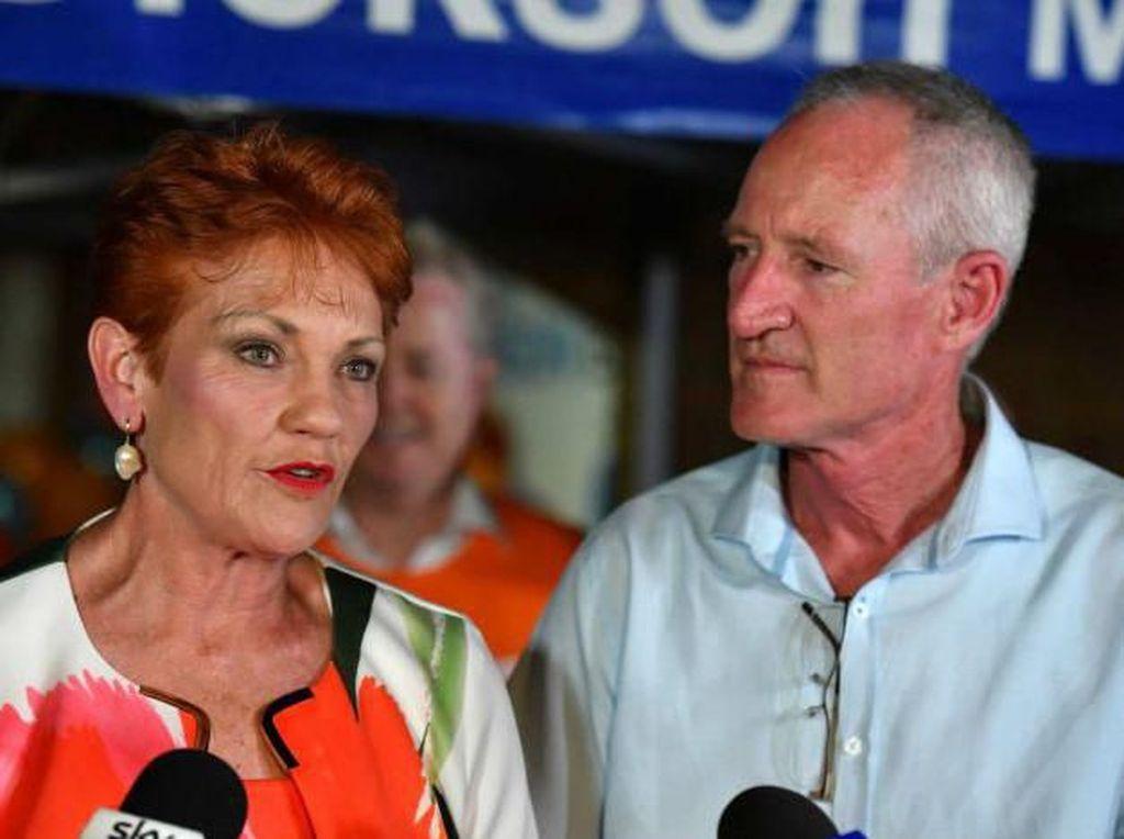 Caleg Australia Mundur Setelah Videonya Bersama Penari Telanjang Beredar