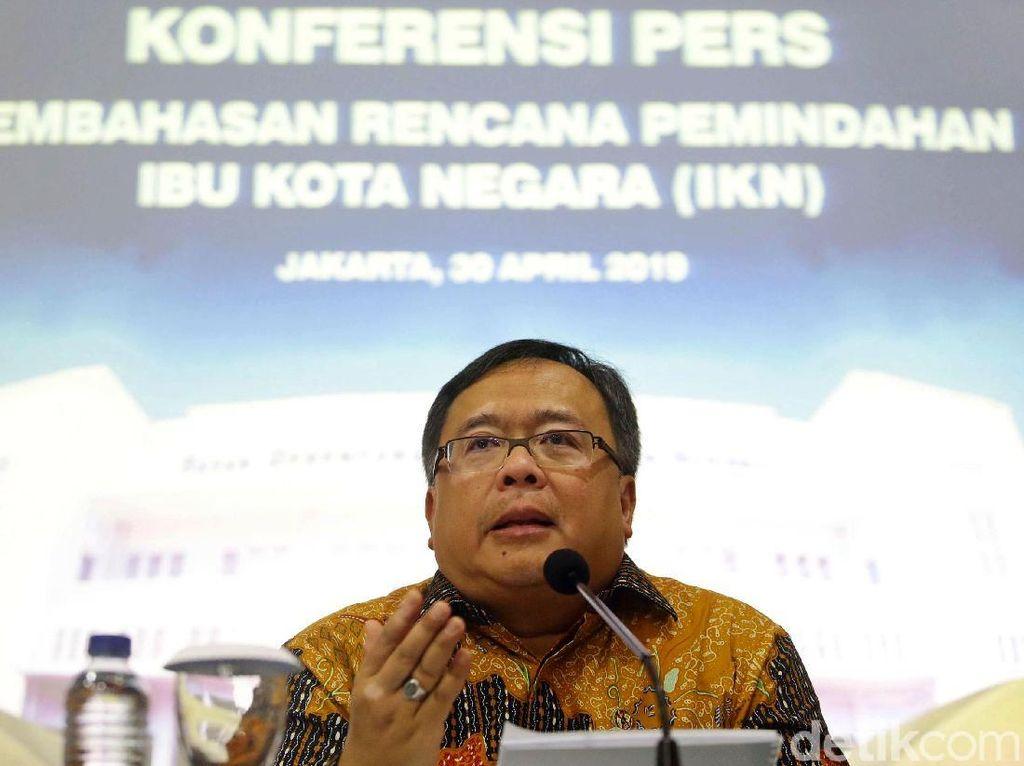 Tukar Guling Aset di DKI untuk Ibu Kota Baru, Bappenas: Ada Aturannya