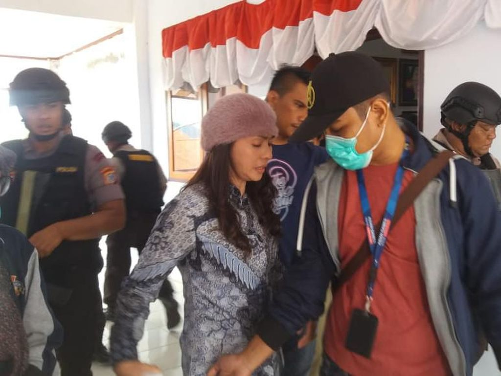 Bupati Talaud Dibawa Penyidik KPK ke Jakarta