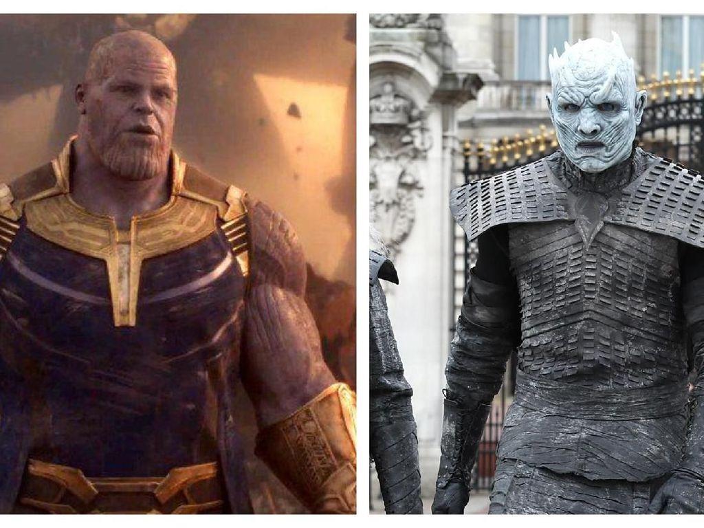 Lebih Seram Mana, Night King atau Thanos? Begini Kata Psikolog