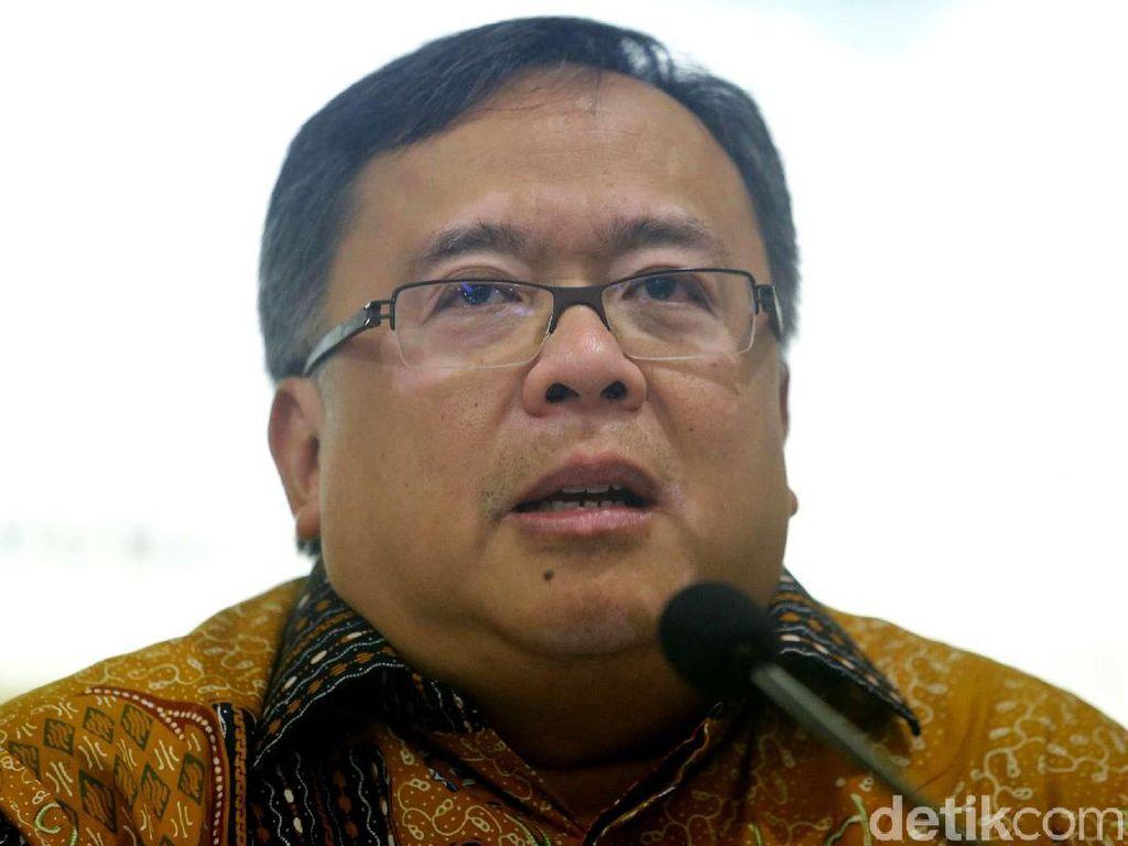 Kepala Bappenas: Jakarta akan Jadi New York-nya Indonesia