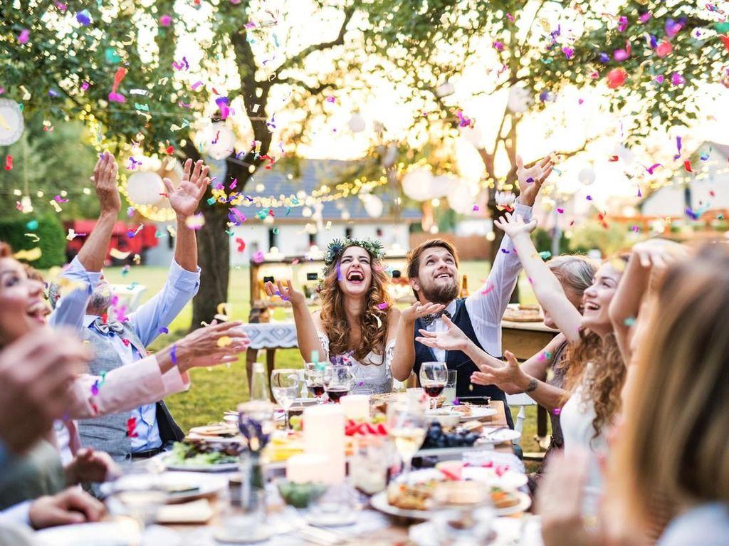 Minta Tamu yang Hadir di Pernikahan Bayar Rp 1,7 Juta, Pengantin Dikecam