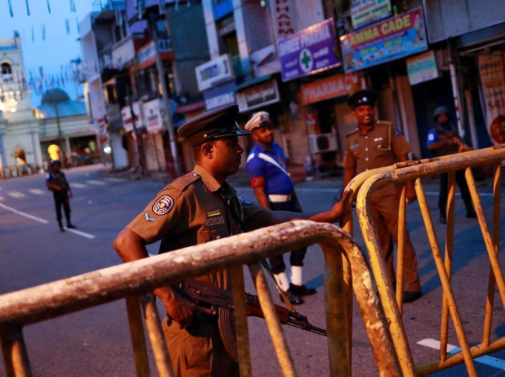 Polisi Sri Lanka Umumkan Nama 9 Orang Terlibat Serangan Bom Paskah