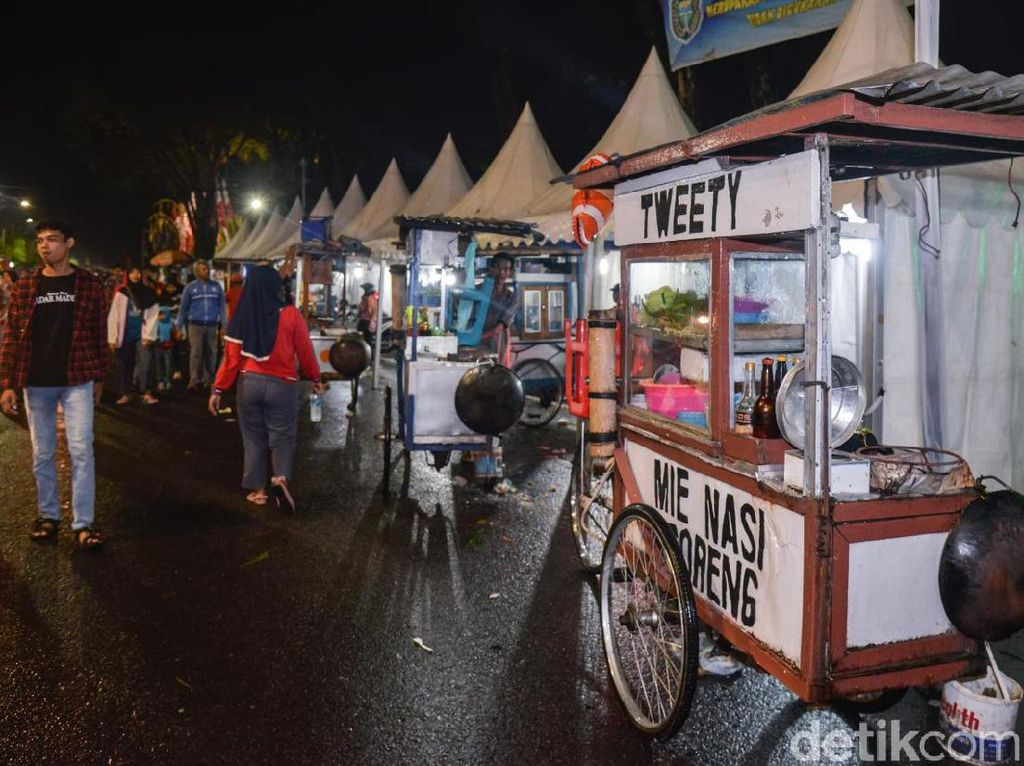 9 Ribu Porsi Nasi Goreng dan Bakmi Gratis untuk Pesta Rakyat Kota Madiun