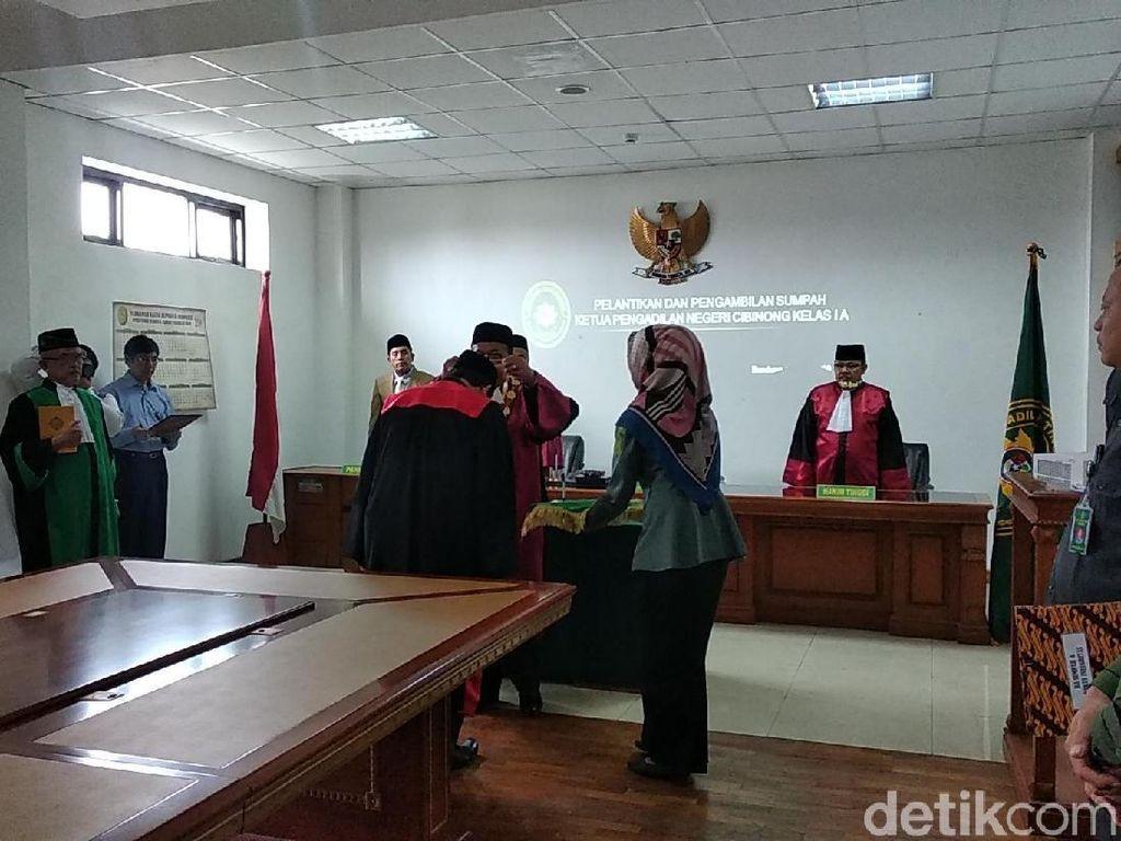 Imbas Vonis Bebas Pemerkosa 2 Anak, Ketua PN Cibinong Diganti