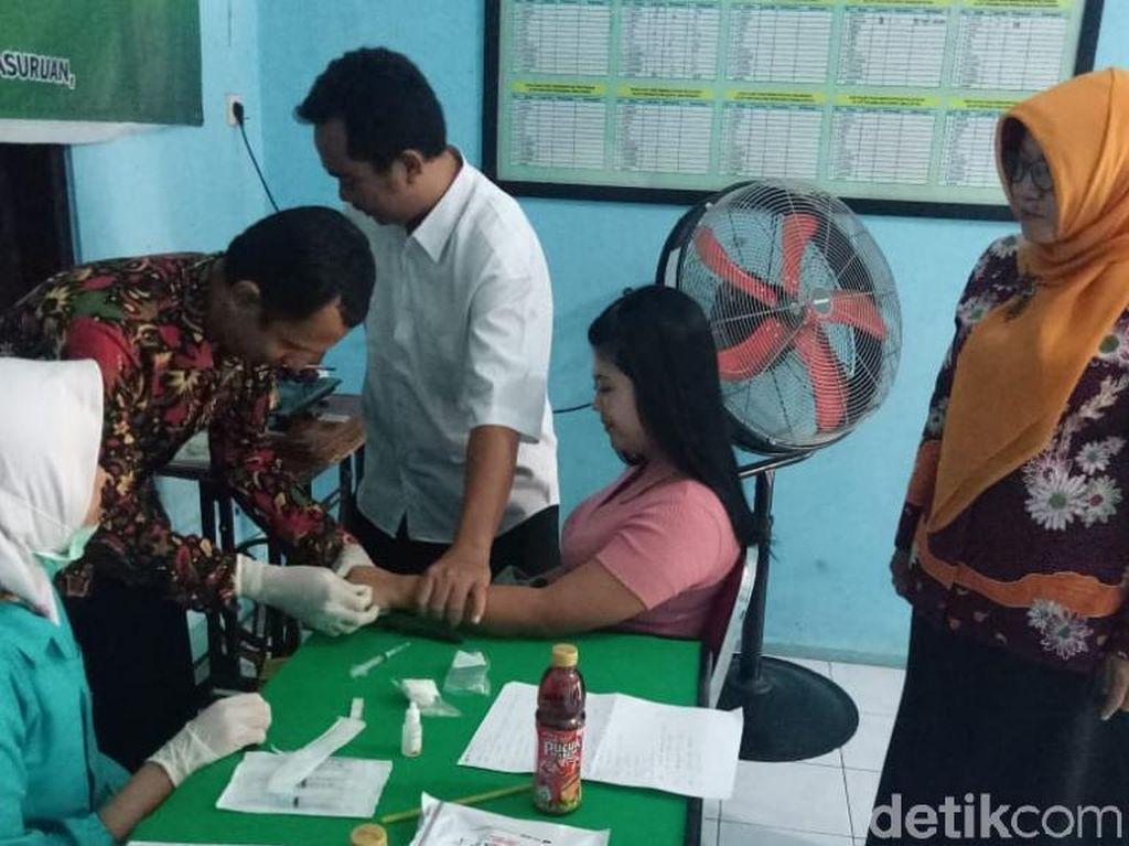 3 PSK yang Terjaring di Tretes Pasuruan Terinfeksi HIV/AIDS