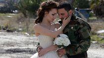 Suriah Putar Film untuk Cegah Perceraian yang Marak Akibat Perang