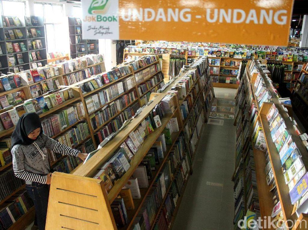 Polisi: BMI Tidak Sweeping Buku Franz Magnis Dkk