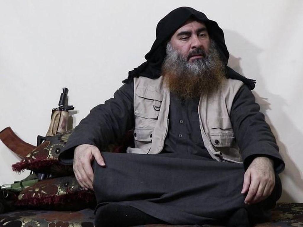 Pemimpin ISIS Abu Bakr al-Baghdadi Muncul dalam Video Terbaru