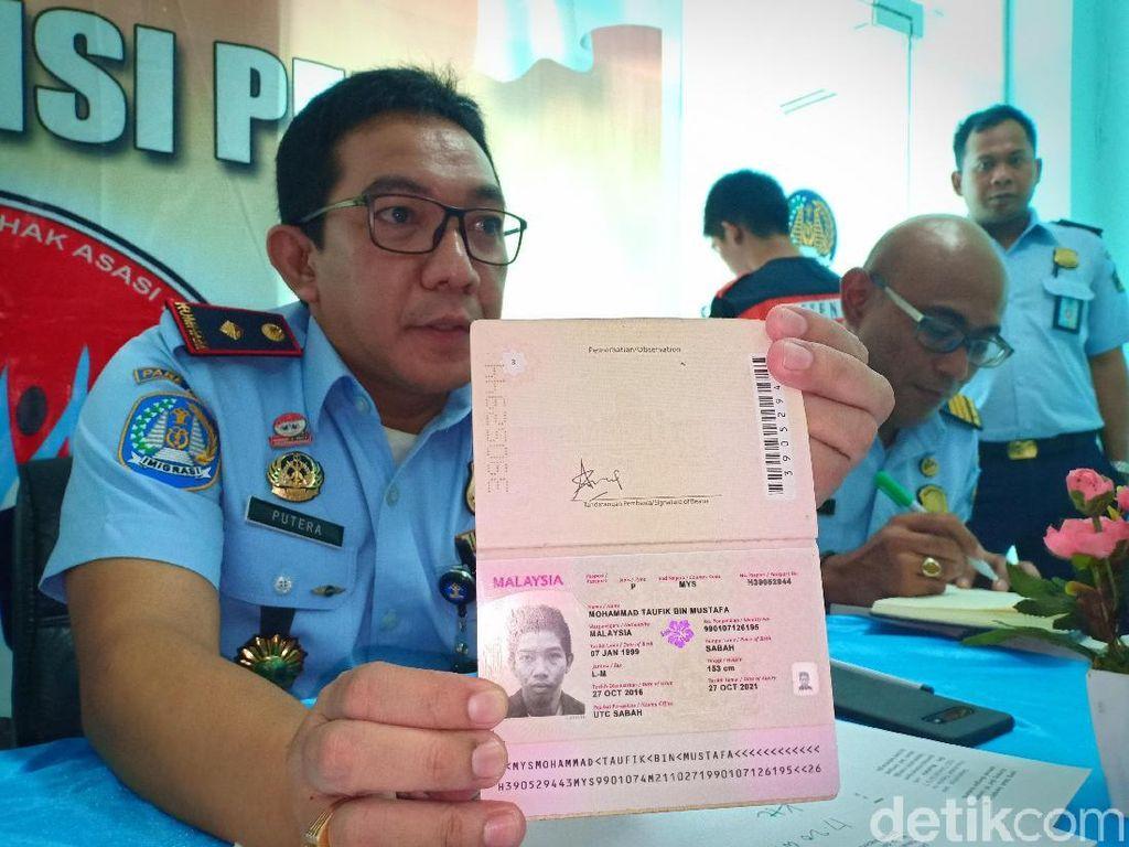 WN Malaysia Dideportasi dari Sidrap, Sempat Nyoblos Pilpres