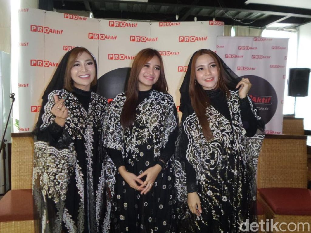Rilis Single Religi, Trio Macan Hijrah?
