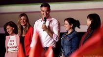 Partai Buruh Sosialis Menang Pemilu Spanyol, Perlu Mitra Koalisi Untuk Berkuasa