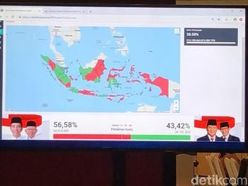 Melongok War Room Jokowi-Maruf