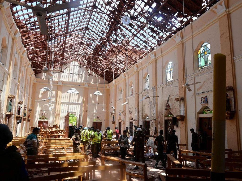 Kedubes Saudi Sarankan Warganya Tinggalkan Sri Lanka
