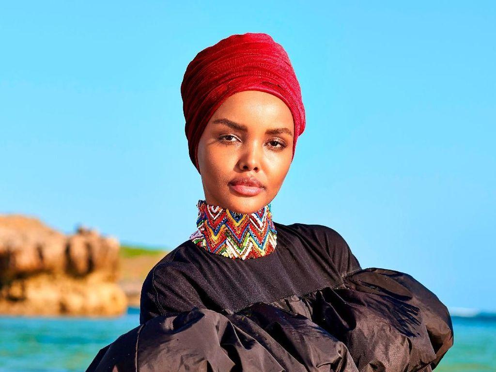 Halima Aden, Hijabers Pertama yang Tampil di Majalah Model Bikini