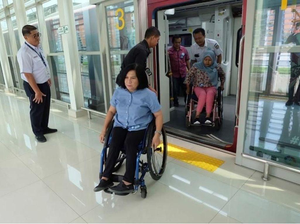Komitmen Railink Beri Pelayanan Maksimal ke Penyandang Disabilitas