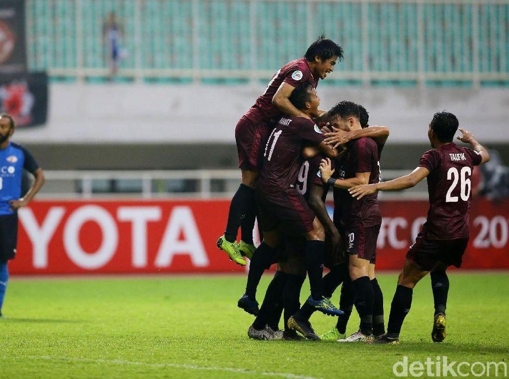 Kandaskan Home United 3-2, PSM Lolos Semifinal