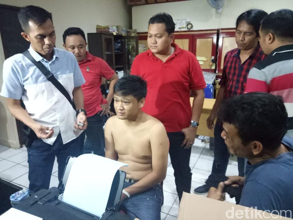 Ternyata Usman Ditembak Mati Adi Karena Tagih Utang Ekstasi Rp 10 Juta