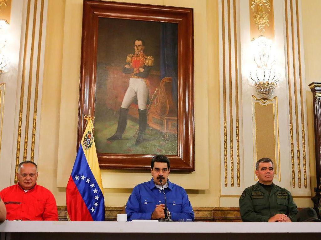 Pasca Polemik Bantuan Asing, Venezuela akan Buka Perbatasan dengan Kolombia
