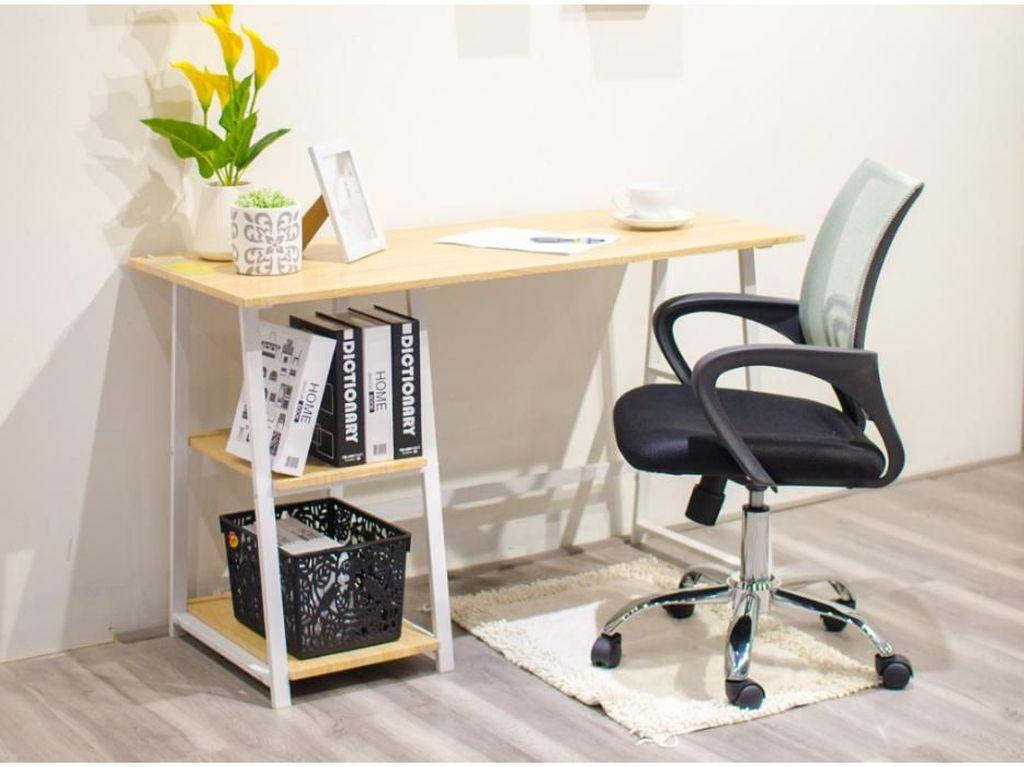 Hemat Hingga Rp 500 Ribu! Desain Ruang Kerja dengan Furnitur Ini