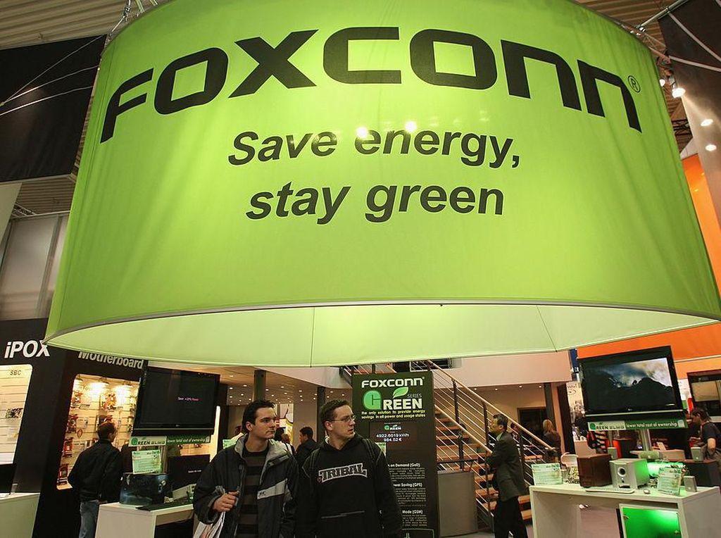Foxconn Mau Bangun Pabrik Laptop dan Tab di Vietnam