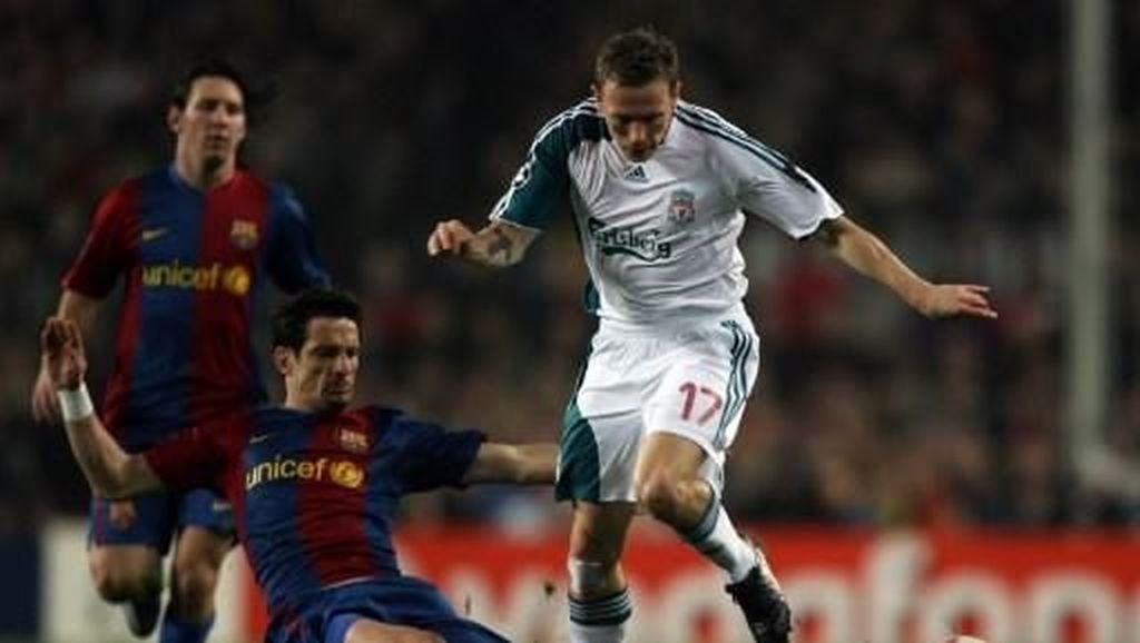 Kilas Balik Kemenangan Liverpool di Camp Nou 12 Tahun Lalu