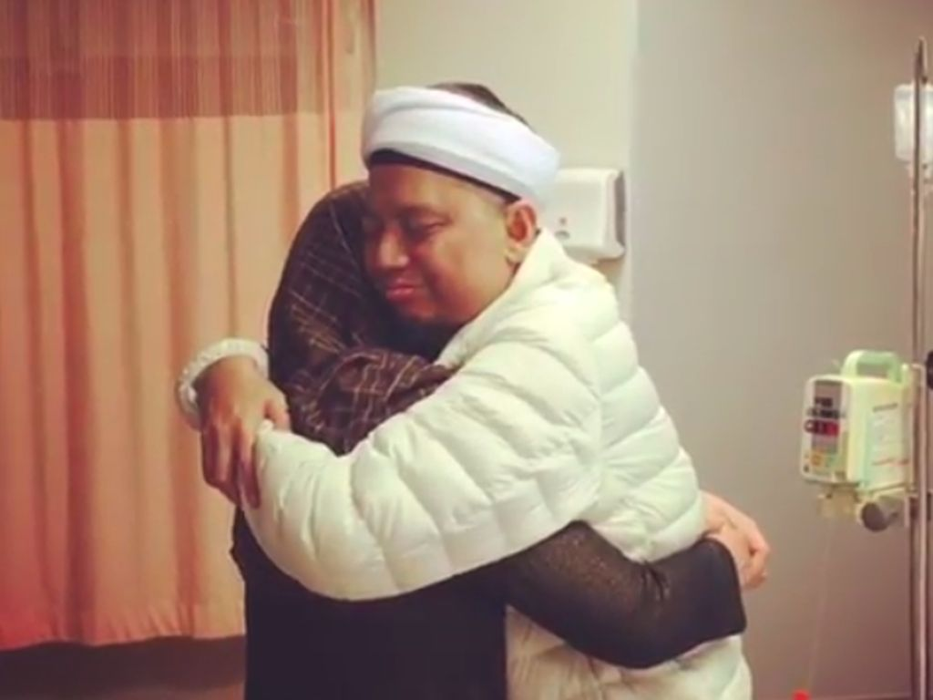 Kritis di Ruang ICU, Ustaz Arifin Ilham Masih Sadarkan Diri