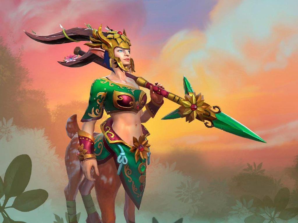 Tips Bermain Offlaner Enchantress di Dota 2