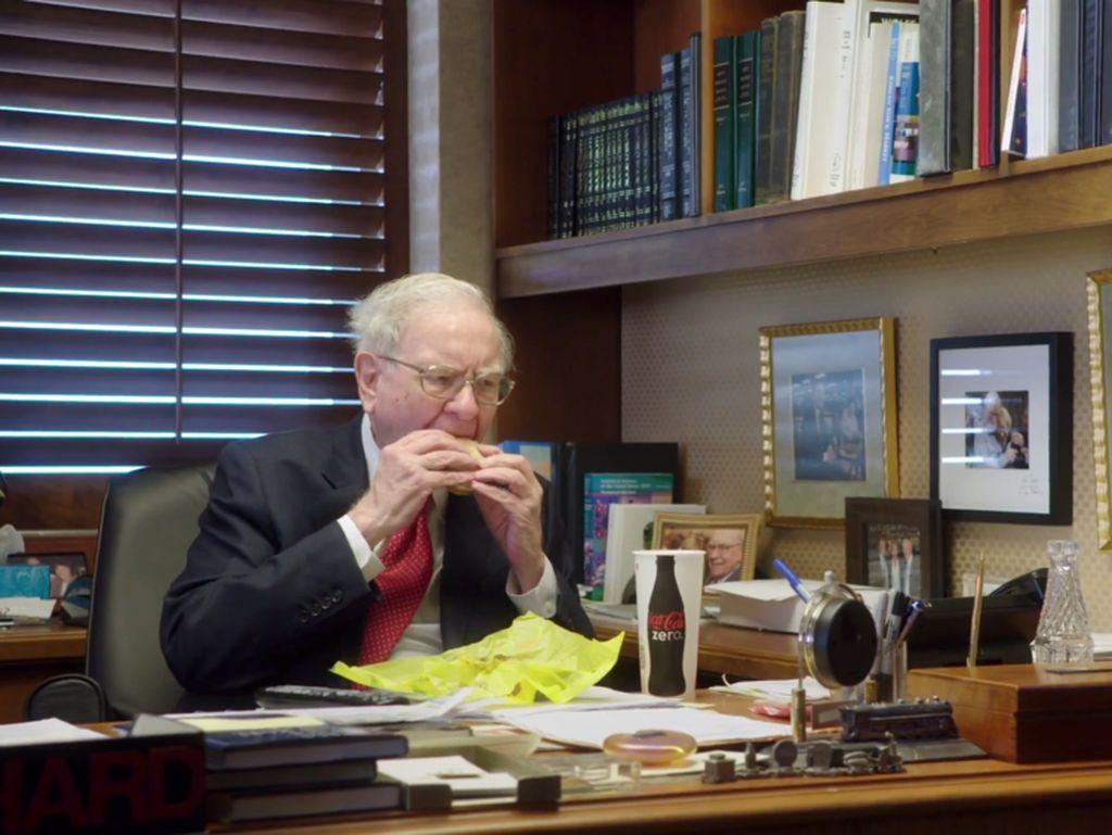 Sehat di Usia 88 Tahun, Ini Rahasia Panjang Umur Warren Buffett