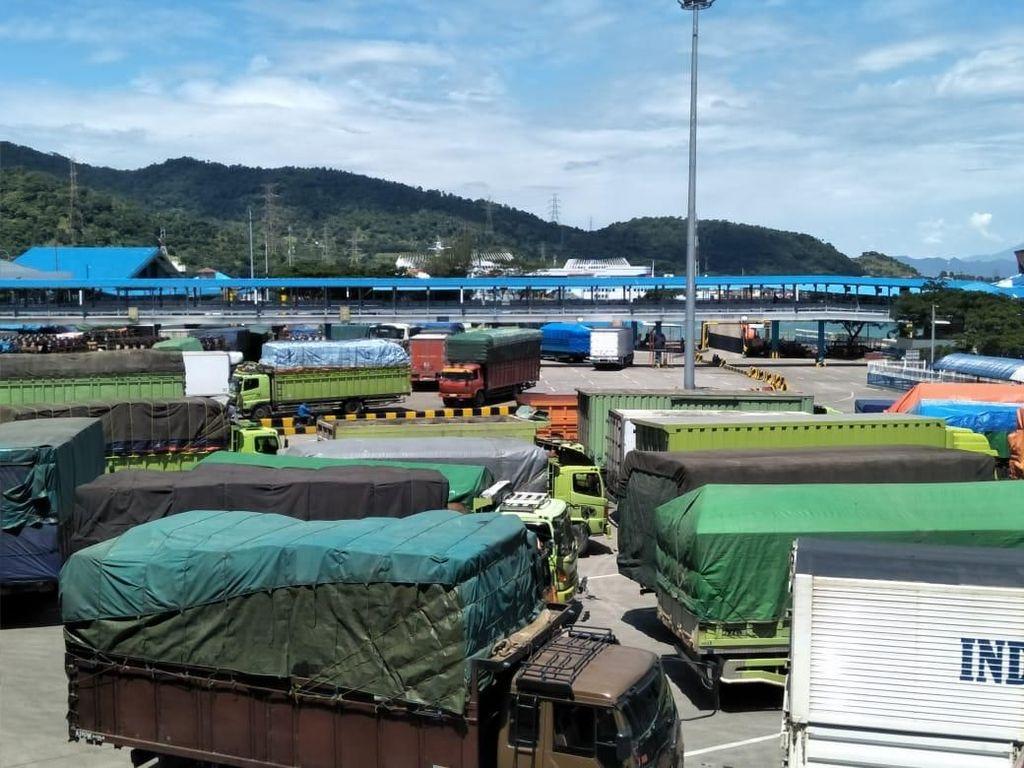 Cara Beli Tiket Pakai Uang Elektronik di Pelabuhan Merak-Bakauheni