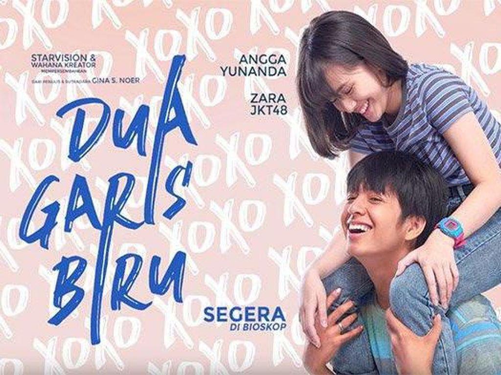 Jatuh Cinta di Luar Batas dalam Film Dua Garis Biru