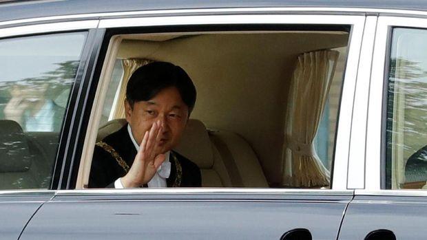 Trump-Shinzo Abe Memupuk 'Bromance' dengan Golf dan Sumo