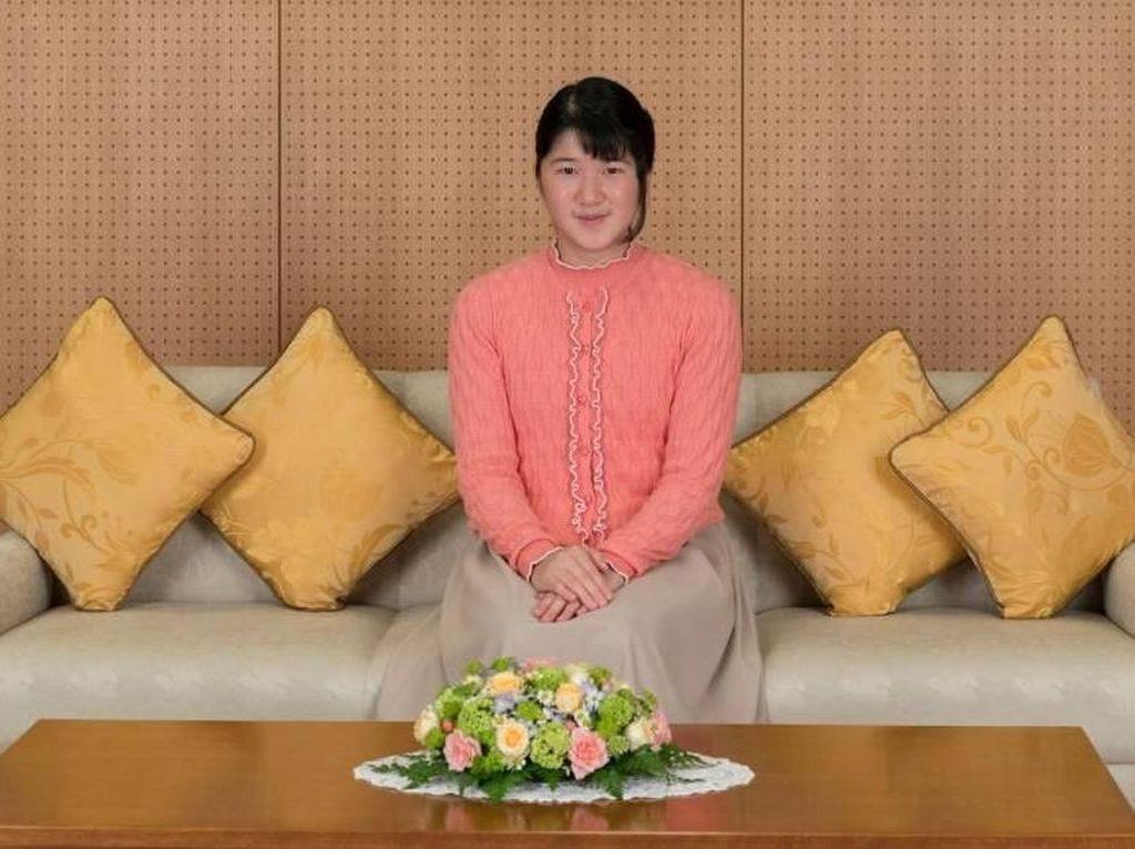 Foto: Cantiknya Putri Aiko, Anak Tunggal Kaisar Baru Jepang Naruhito
