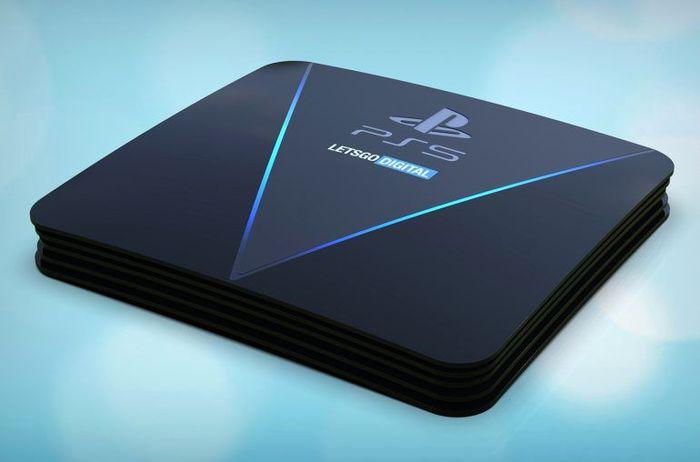 Gambar konsep PS5. Foto: LetsGoDigital