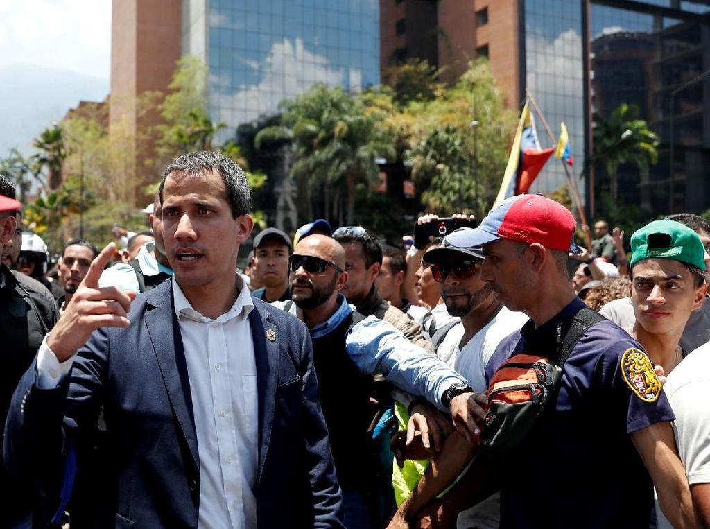 Pemimpin Oposisi Venezuela Serukan Protes Besar-besaran Saat May Day