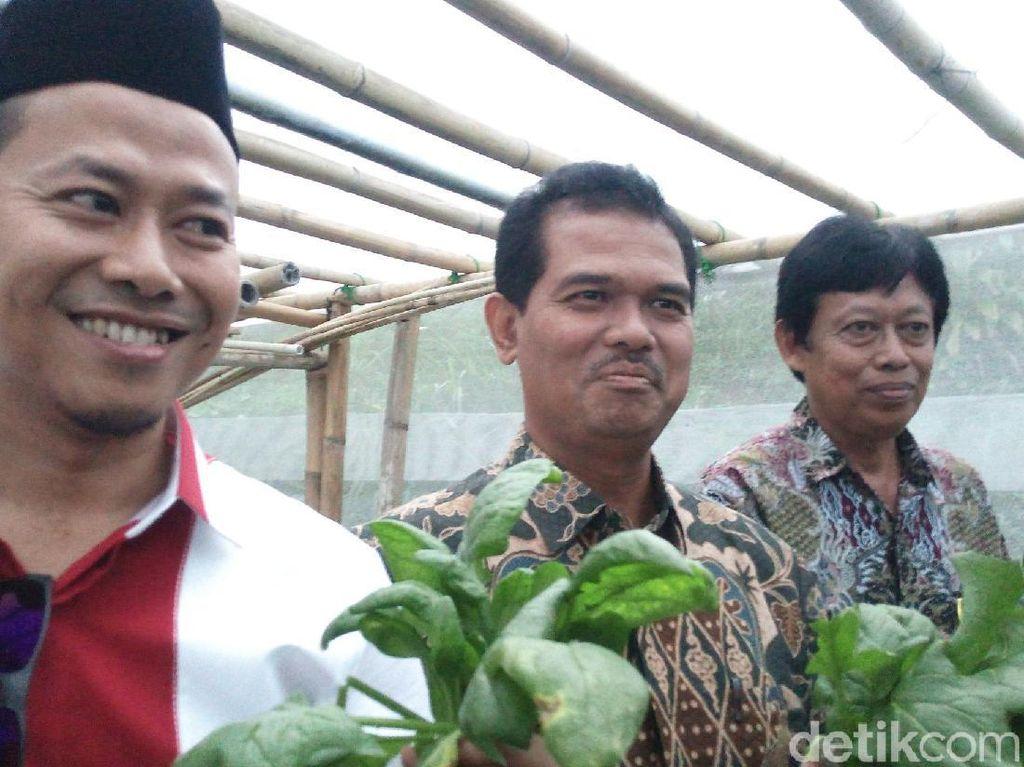 Petani Organik di Lereng Merbabu Bentuk Koperasi