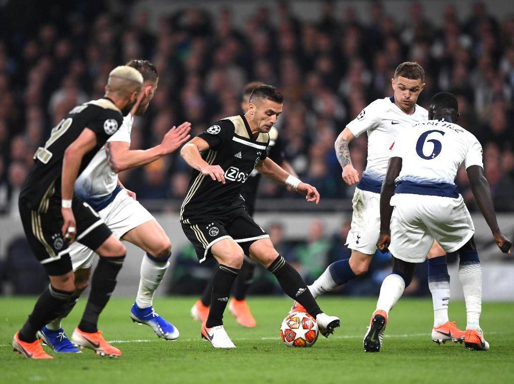 Jadwal Siaran Langsung Ajax vs Tottenham