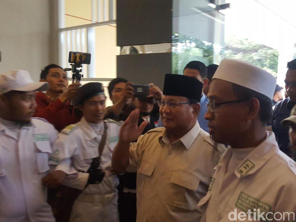Prabowo soal Ijtimak Ulama III: Cukup Komprehensif dan Tegas