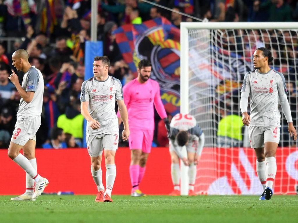 Saran Mourinho pada Liverpool yang Berambisi Comeback Lawan Barca