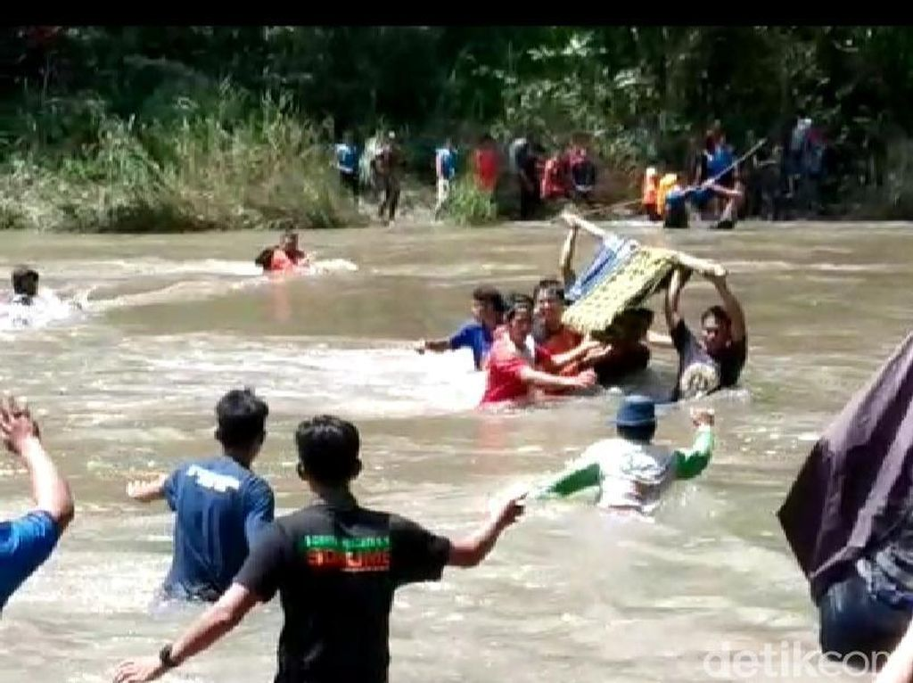 Usai Evakuasi Pendaki di Gunung Mekongga, Pencinta Alam Tewas Terseret Arus