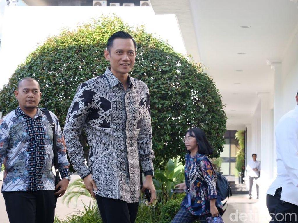 AHY Temui Jokowi, BPN Prabowo: Kami Percaya Komitmen Demokrat