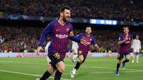 Video: Messi Dua Gol, Liverpool Babak Belur Dihajar Barca