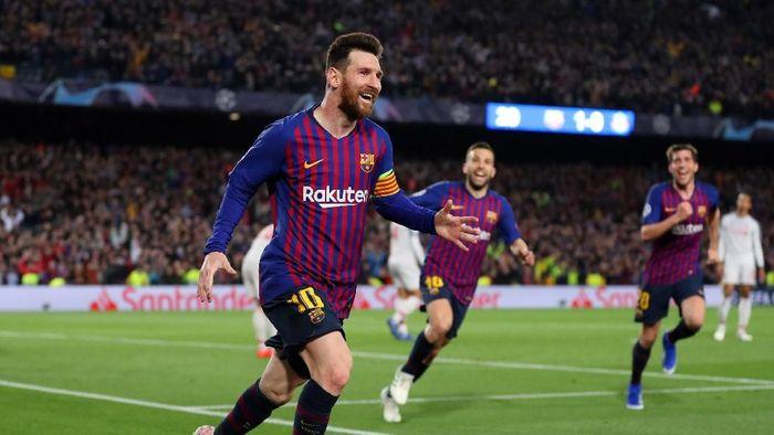 Valencia tak perlu takut pada Lionel Messi di final Copa del Rey (Foto: Catherine Ivill/Getty Images)