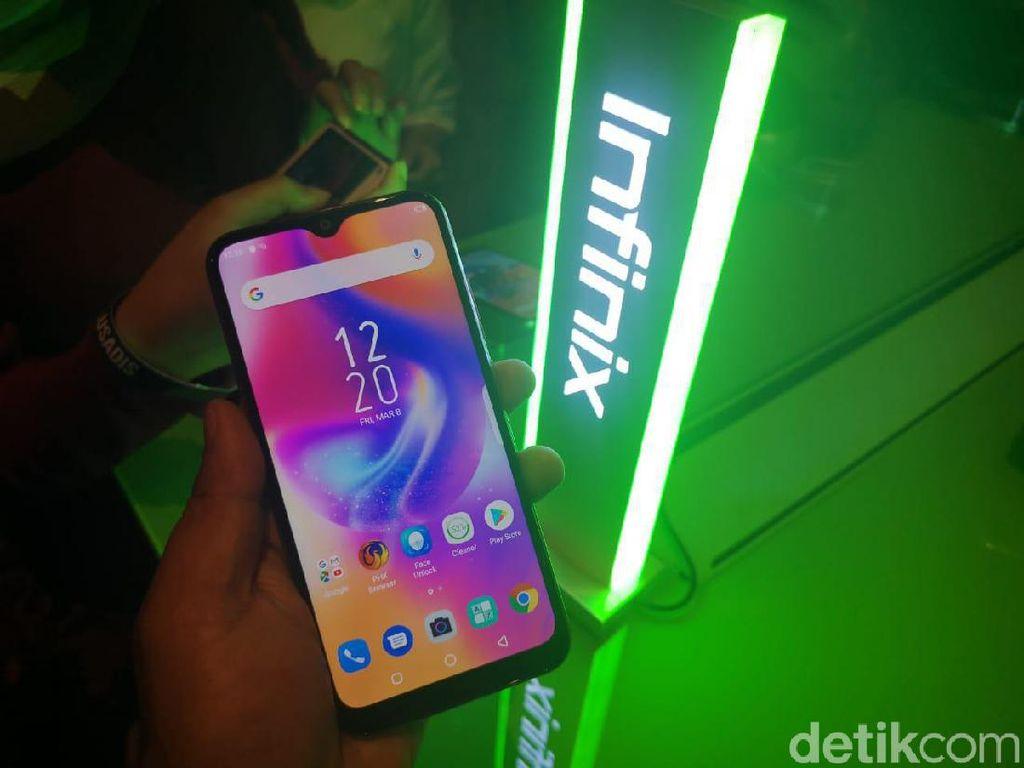 Mengintip 2 Smartphone Anyar Infinix Harga Sejutaan
