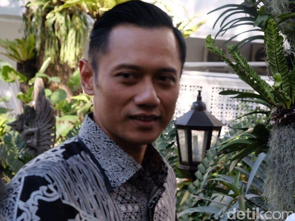 Berucap Alhamdulillah, AHY Bicara Awal Mula Bertemu Jokowi