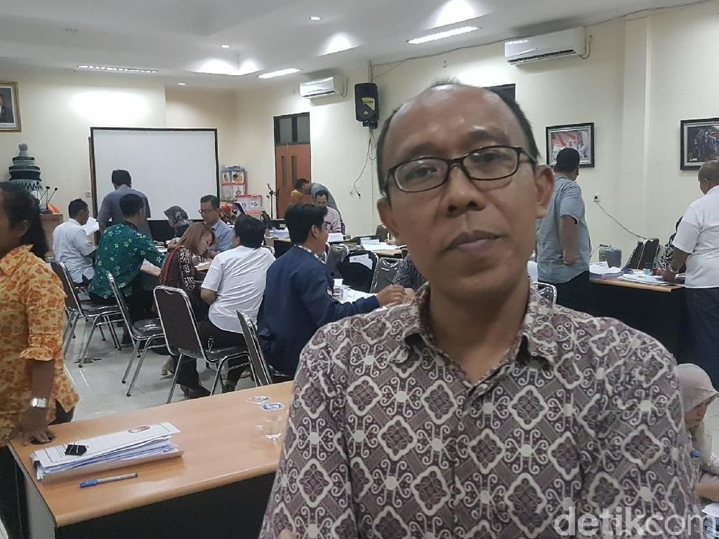 KPU Banten Diskualifikasi Partai Garuda yang Tak Laporkan Dana